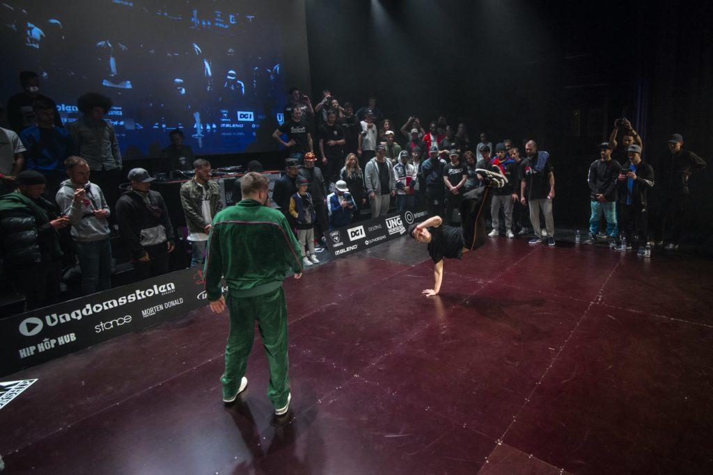 de bedste b-boys battler i breakdance på horsens ny teater