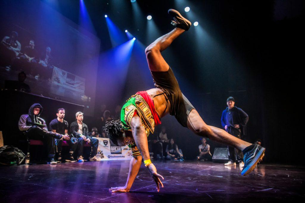 danse underholdning til break konkurrence i horsens