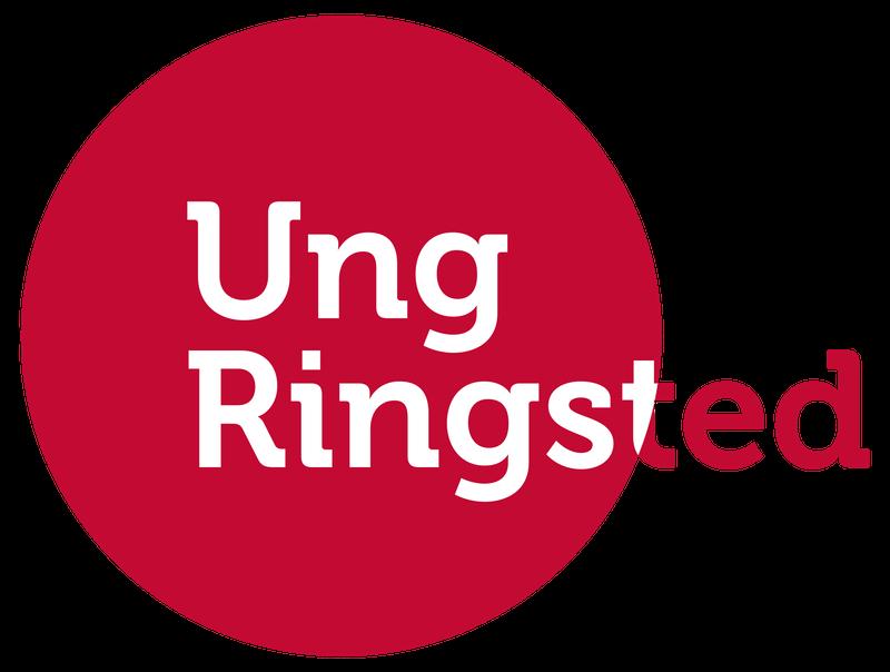 Ringsted Ungdomsskole UngRingsted logo