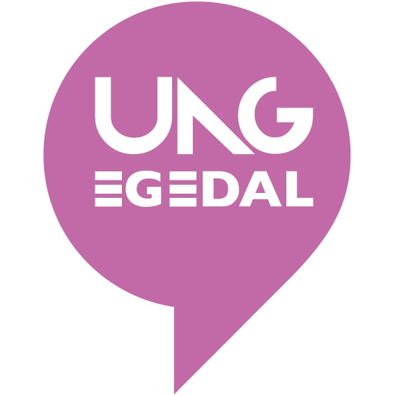 Logo UngEgedal - Egedal Ungdomsskole