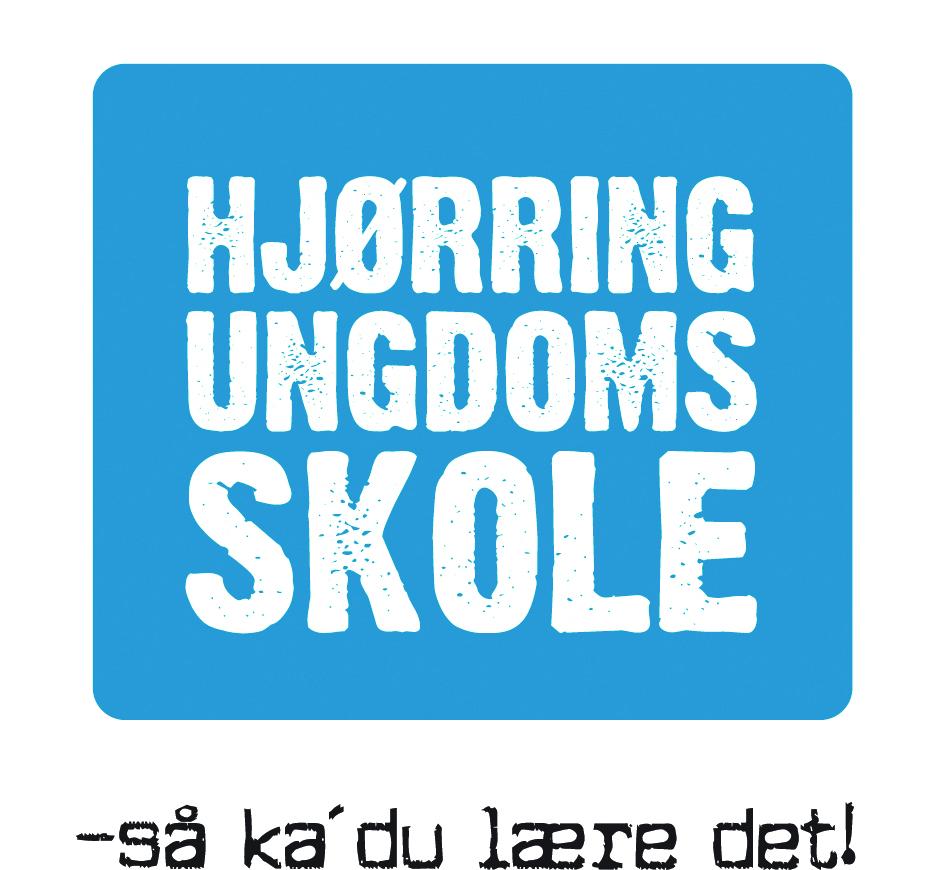 Hjørring Ungdomsskole Logo