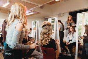 Beauty Camp hårworkshop